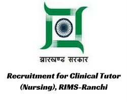Clinical Tutor (Nursing)