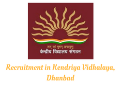 Vacancy in Kendriya Vidhalaya